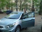 Хендай Солярис оптима 24.05.2011