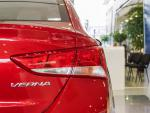 Задний фонарь Hyundai Solaris 2