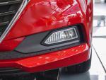 Противотуманные фары Hyundai Solaris 2017