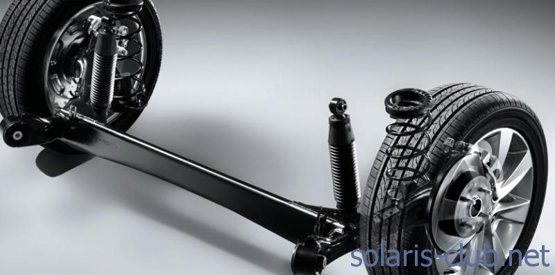 Из историии модернизации подвески — Hyundai Solaris, 1.6 liter, 2011 year on DRIVE2